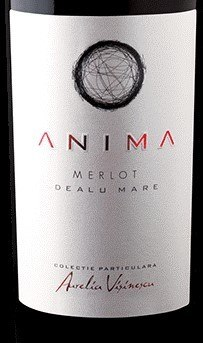 An image of a bottle of Anima merlot