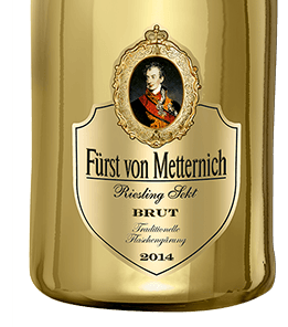 An image of a bottle of riesling
